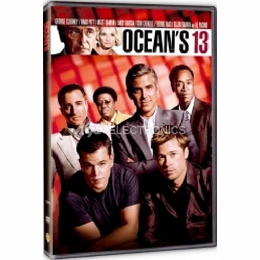 Ocean's thirteen - DVD NUOVO SIGILLATO - MVDVD-AZ608 - MVDVDAZ608