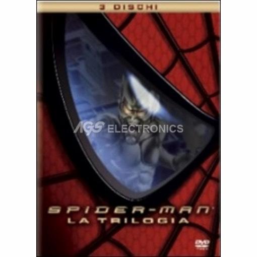 Spider-Man - la trilogia (3 dvd) - DVD NUOVO SIGILLATO - MVDVD-AZ634 - MVDVDAZ634
