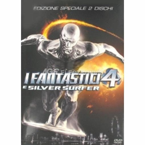 Fantastici 4 e Silver Surfer (i) - edizione speciale (2 dvd) - DVD NUOVO SIGILLATO - MVDVD-AZ642 - MVDVDAZ642