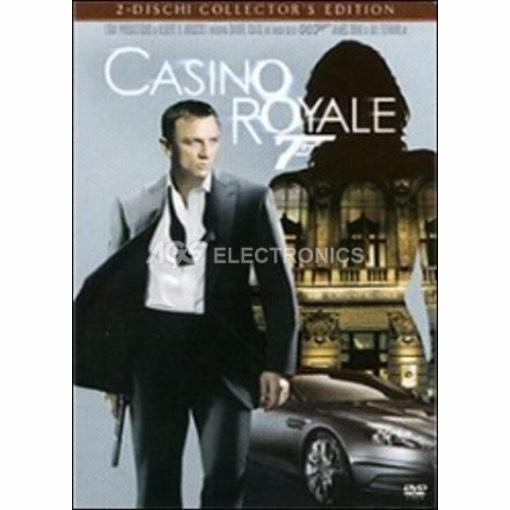 007 - Casino Royale - edizione speciale confezione in metallo (2 dvd) - DVD NUOVO SIGILLATO - MVDVD-AZ670 - MVDVDAZ670