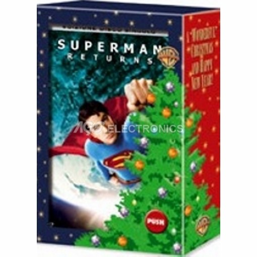 Supereroi cofanetto natale - box set (3 dvd)