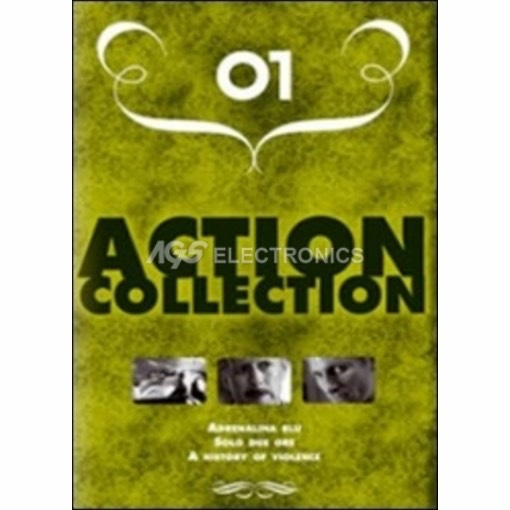 Action collection 01 (3 dvd) - DVD NUOVO SIGILLATO - MVDVD-AZ680 - MVDVDAZ680