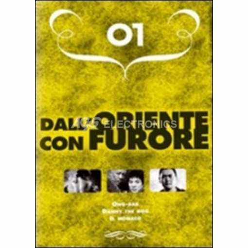 Dall'oriente con furore collection (3 dvd)