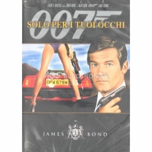 007 - solo per i tuoi occhi - DVD NUOVO SIGILLATO - MVDVD-AZ703 - MVDVDAZ703