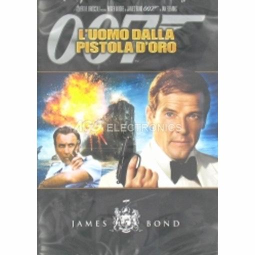 007 - l'uomo dalla pistola d'oro - DVD NUOVO SIGILLATO - MVDVD-AZ704 - MVDVDAZ704