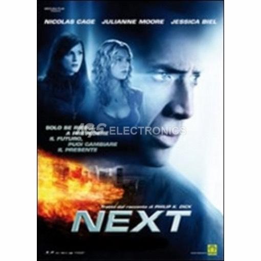 Next - DVD NUOVO SIGILLATO - MVDVD-AZ715 - MVDVDAZ715