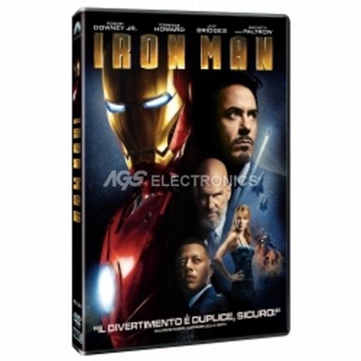 Iron Man - DVD NUOVO SIGILLATO - MVDVD-AZ718 - MVDVDAZ718