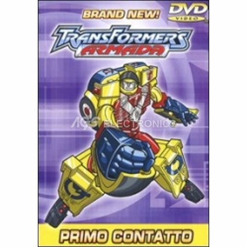 Transformers Armada - Vol 1 - DVD NUOVO SIGILLATO - MVDVD-CA009 - MVDVDCA009