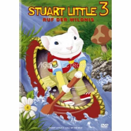 Stuart Little 3 Un topolino nella foresta - DVD NUOVO SIGILLATO - MVDVD-CA017 - MVDVDCA017