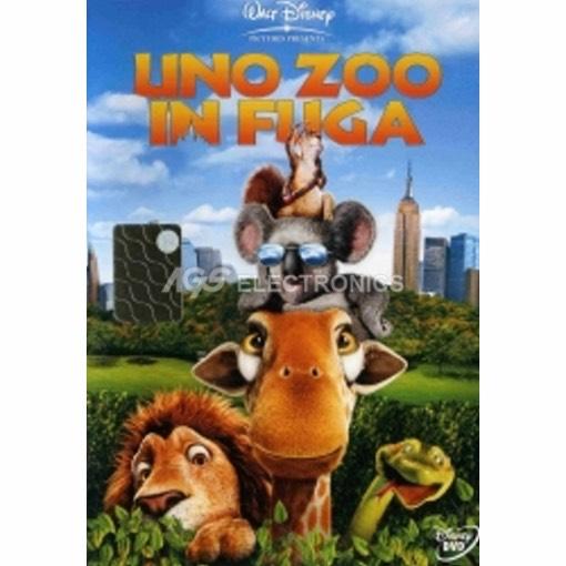 Zoo in fuga (uno) - DVD NUOVO SIGILLATO - MVDVD-CA024 - MVDVDCA024
