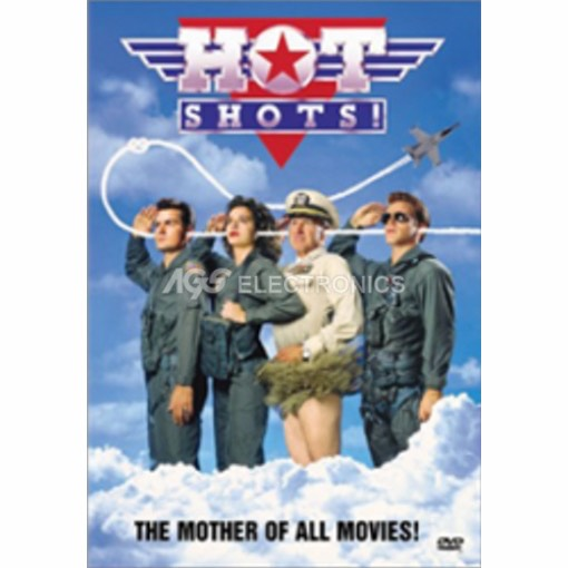 Hot Shots! - DVD NUOVO SIGILLATO - MVDVD-CO101 - MVDVDCO101