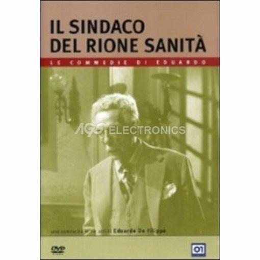 DE FILIPPO Il sindaco del Rione sanità - DVD NUOVO SIGILLATO - MVDVD-CO1021 - MVDVDCO1021