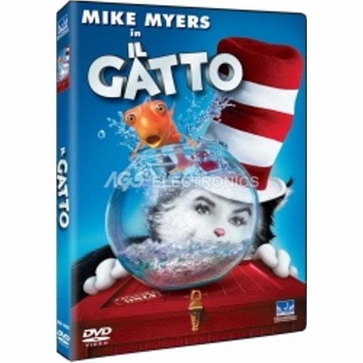 Gatto (il) - DVD NUOVO SIGILLATO - MVDVD-CO1060 - MVDVDCO1060