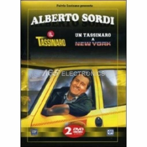 Alberto Sordi - cofanetto (2 dvd) - DVD NUOVO SIGILLATO - MVDVD-CO1124 - MVDVDCO1124
