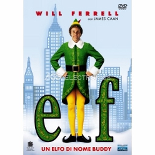 Elf - edizione speciale (2 dvd) - DVD NUOVO SIGILLATO - MVDVD-CO1135 - MVDVDCO1135