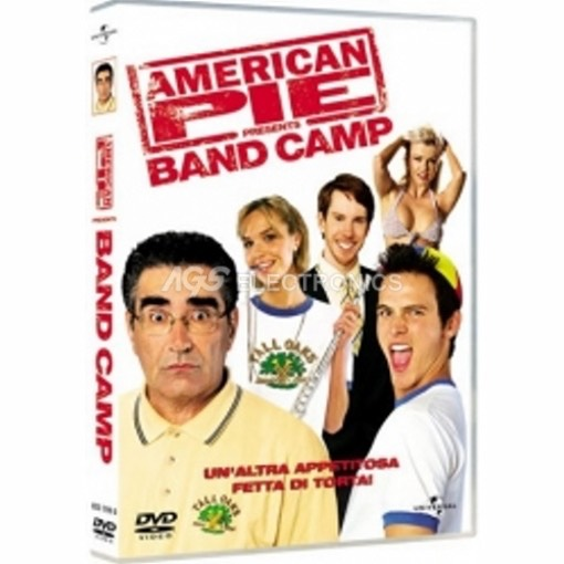 American Pie 4 - Band Camp - DVD NUOVO SIGILLATO - MVDVD-CO115 - MVDVDCO115