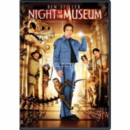 Notte al museo (una) - DVD NUOVO SIGILLATO - MVDVD-CO1485 - MVDVDCO1485