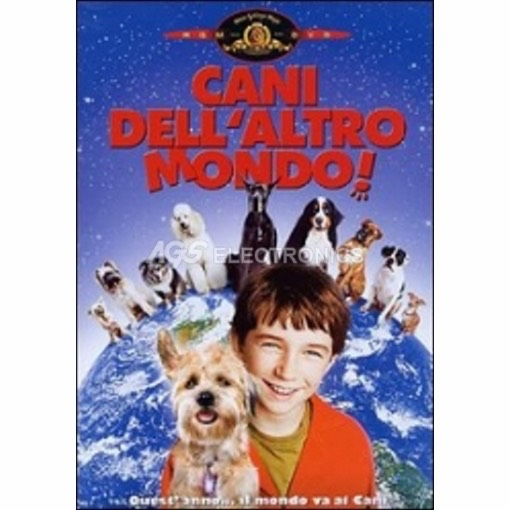 Cani dell'altro mondo - DVD NUOVO SIGILLATO - MVDVD-CO1499 - MVDVDCO1499