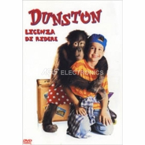 Dunston - licenza di ridere - DVD NUOVO SIGILLATO - MVDVD-CO1526 - MVDVDCO1526