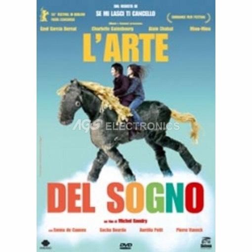 Arte del sogno (l') - DVD NUOVO SIGILLATO - MVDVD-CO1799 - MVDVDCO1799