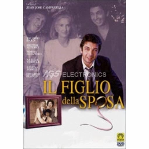 Figlio della sposa (il) - DVD NUOVO SIGILLATO - MVDVD-CO1895 - MVDVDCO1895