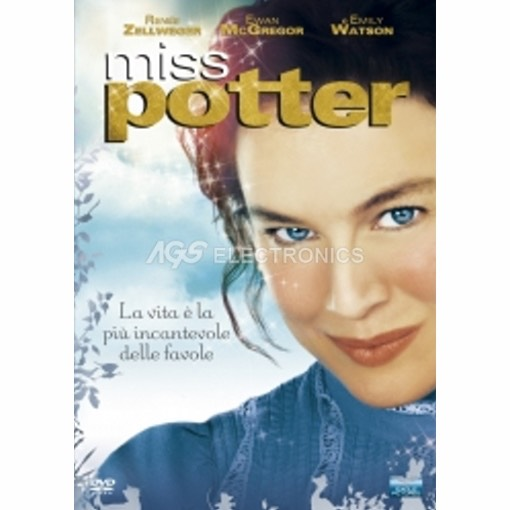 Miss Potter + libro