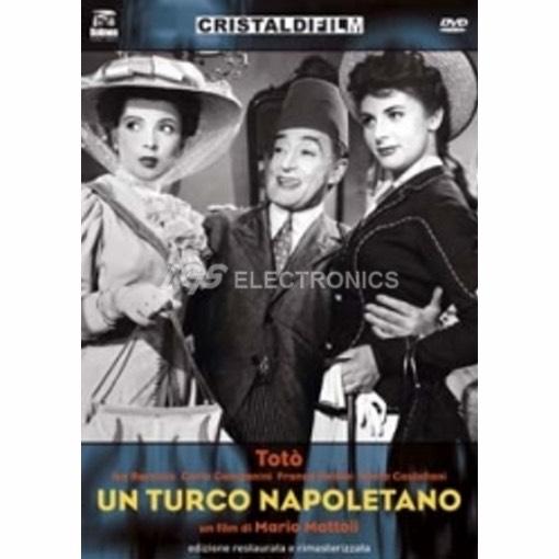 Toto' - un turco napoletano - DVD NUOVO SIGILLATO - MVDVD-CO2121 - MVDVDCO2121