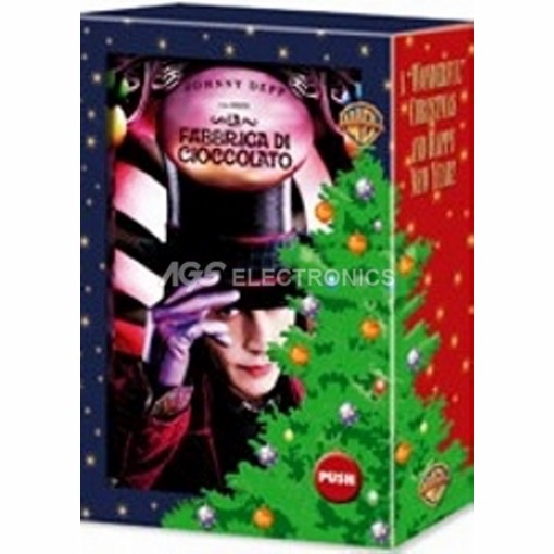 Family cofanetto natale - box set (3 dvd) - DVD NUOVO SIGILLATO - MVDVD-CO2242 - MVDVDCO2242