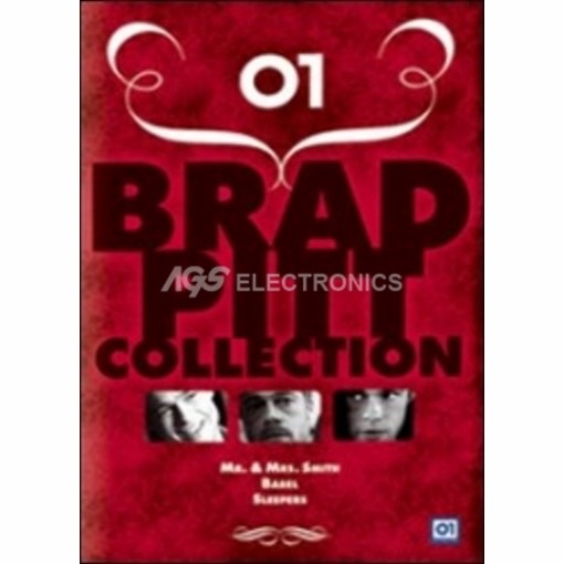 Brad Pitt collection 01 (3 dvd) - DVD NUOVO SIGILLATO - MVDVD-CO2274 - MVDVDCO2274