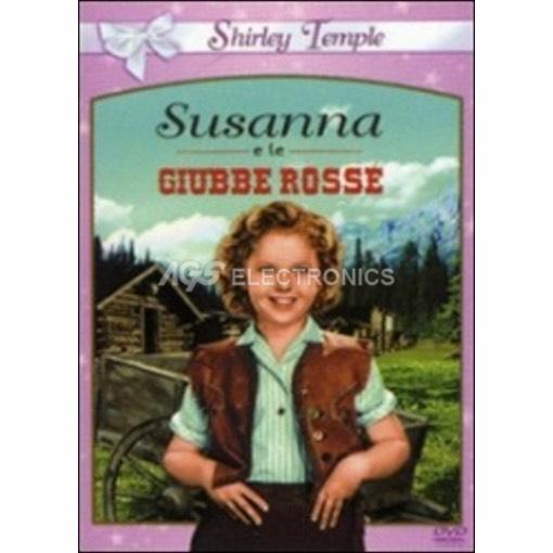 Susanna e le giubbe rosse - DVD NUOVO SIGILLATO - MVDVD-CO2304 - MVDVDCO2304