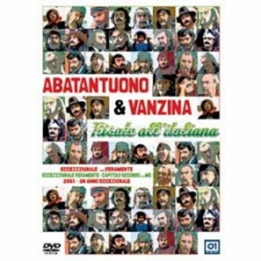 Abatantuono e Vanzina Risate all'Italiana (3 dvd) - DVD NUOVO SIGILLATO - MVDVD-CO2337 - MVDVDCO2337