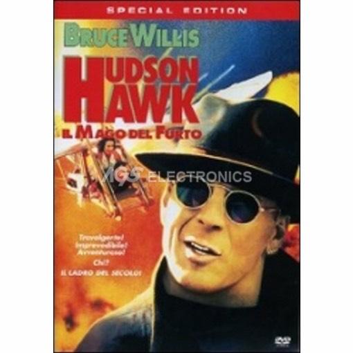Hudson hawk - il mago del furto (edizione speciale) - DVD NUOVO SIGILLATO - MVDVD-CO301 - MVDVDCO301