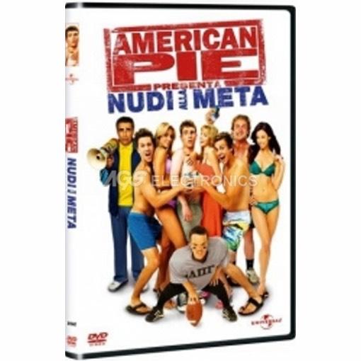 American Pie 5 - nudi alla meta - DVD NUOVO SIGILLATO - MVDVD-CO303 - MVDVDCO303