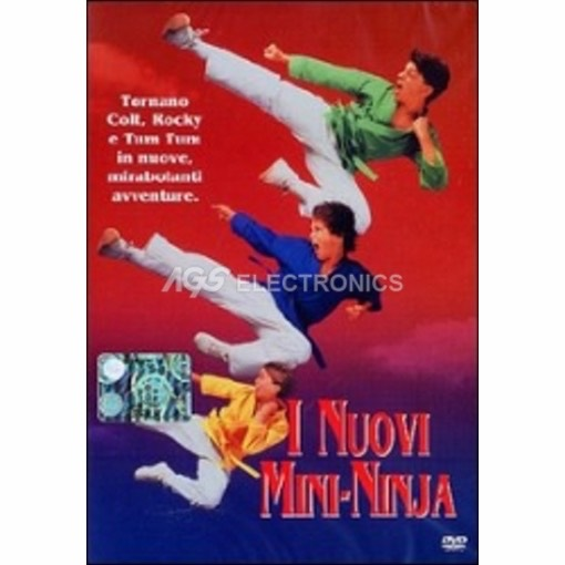 Nuovi mini ninja (i) - DVD NUOVO SIGILLATO - MVDVD-CO365 - MVDVDCO365