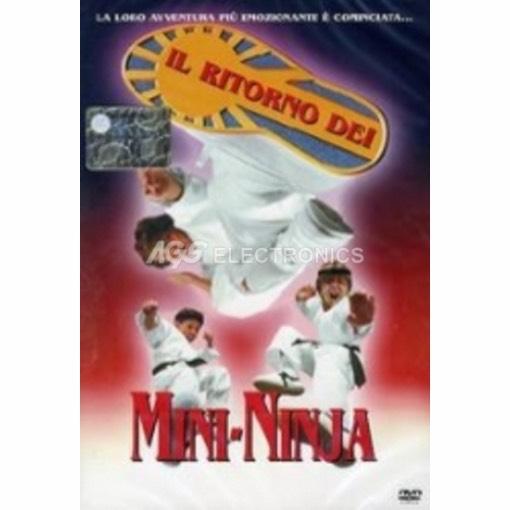 Ritorno dei mini ninja (il) - DVD NUOVO SIGILLATO - MVDVD-CO404 - MVDVDCO404