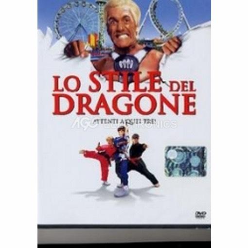 Stile del dragone (lo) - DVD NUOVO SIGILLATO - MVDVD-CO440 - MVDVDCO440