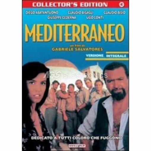Mediterraneo (ce) (2 dvd)