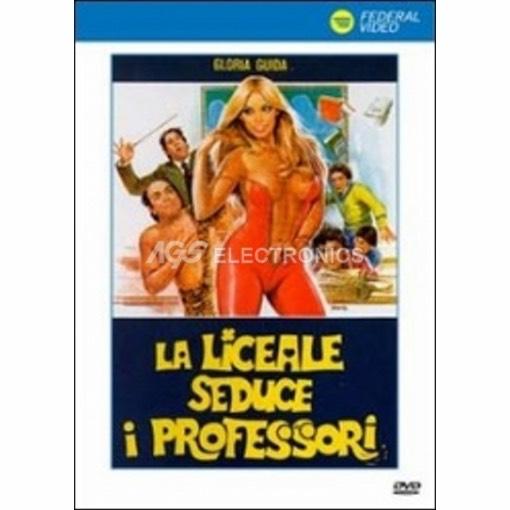 Liceale seduce i professori (la) - DVD NUOVO SIGILLATO - MVDVD-CO597 - MVDVDCO597