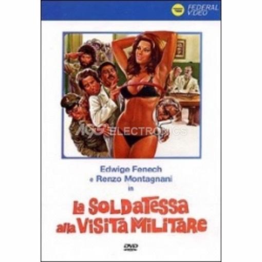 Soldatessa alla visita militare (la) - DVD NUOVO SIGILLATO - MVDVD-CO602 - MVDVDCO602