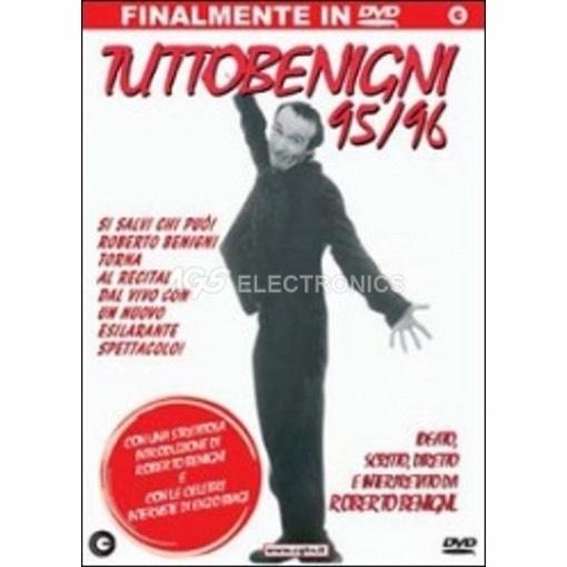 Tuttobenigni 95-96 - DVD NUOVO SIGILLATO - MVDVD-CO613 - MVDVDCO613