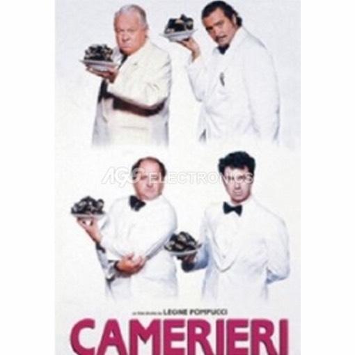 Camerieri - DVD NUOVO SIGILLATO - MVDVD-CO948 - MVDVDCO948