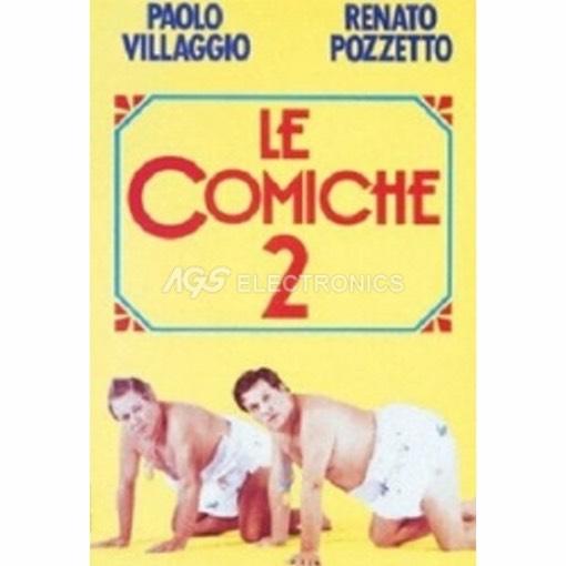 Comiche 2 (le) - DVD NUOVO SIGILLATO - MVDVD-CO949 - MVDVDCO949