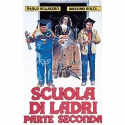 Scuola di ladri - parte seconda - DVD NUOVO SIGILLATO - MVDVD-CO951 - MVDVDCO951