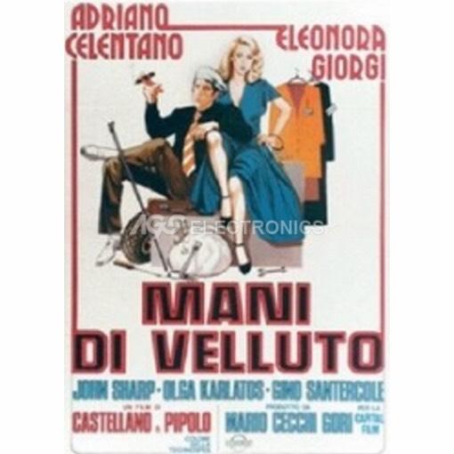 Mani di Velluto - DVD NUOVO SIGILLATO - MVDVD-CO952 - MVDVDCO952