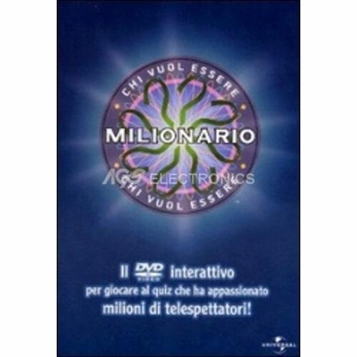 Chi vuole essere milionario? (gioco interattivo) - DVD NUOVO SIGILLATO - MVDVD-DO147 - MVDVDDO147
