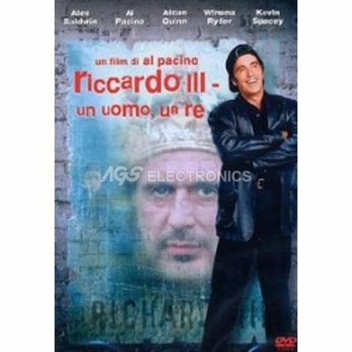 Riccardo III - un uomo un Re - DVD NUOVO SIGILLATO - MVDVD-DO164 - MVDVDDO164
