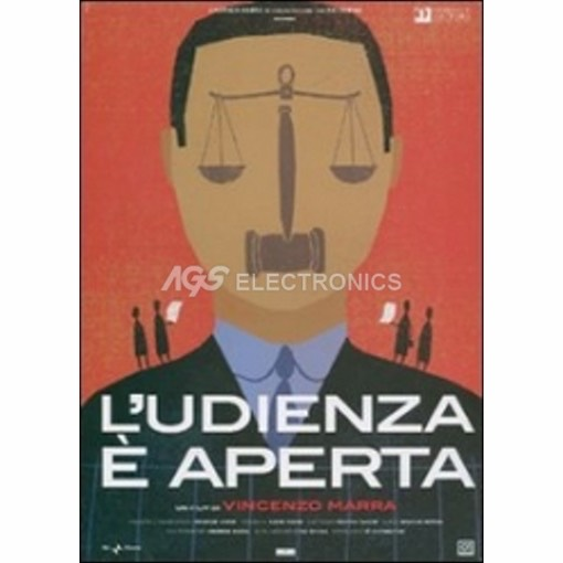 Udienza e' aperta (l') - DVD NUOVO SIGILLATO - MVDVD-DO343 - MVDVDDO343