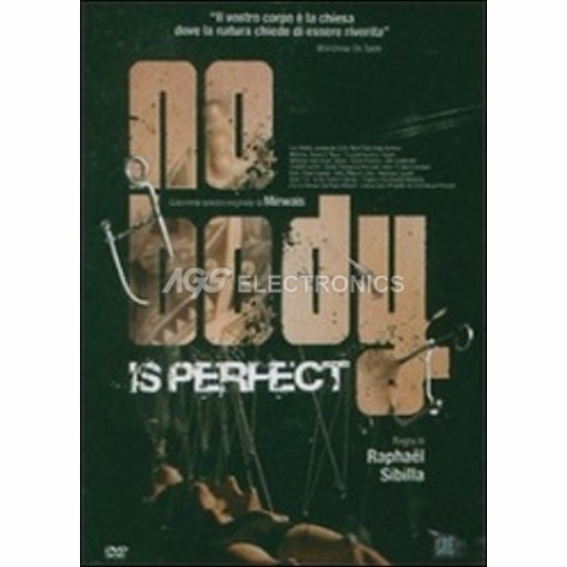 No body is perfect - DVD NUOVO SIGILLATO - MVDVD-DO344 - MVDVDDO344