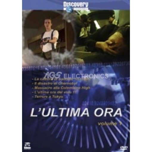 Ultima ora (l') - vol 1 box set (2 dvd) - DVD NUOVO SIGILLATO - MVDVD-DO355 - MVDVDDO355