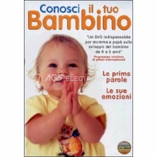 Conosci il tuo bambino Vol 2 - Le prime parole. Le sue emozioni - DVD NUOVO SIGILLATO - MVDVD-DO362 - MVDVDDO362